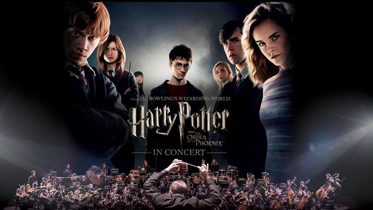 Harry Potter 5 symphony