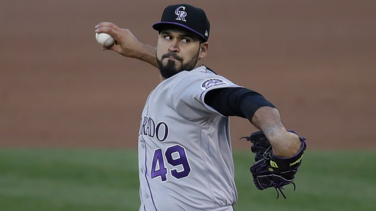 Multiple Rockies players out for COVID protocols