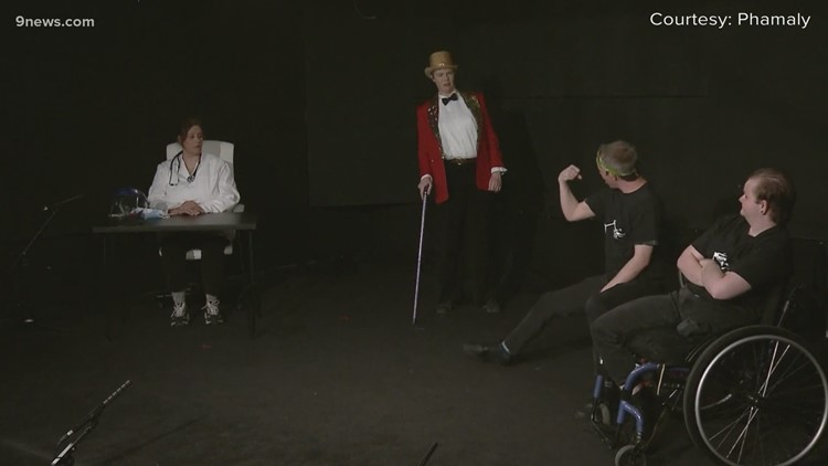New sketch performance shares stories of frontline workers