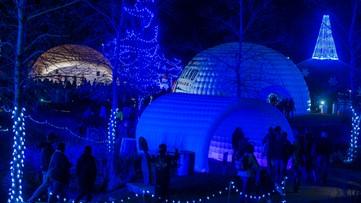 Loveland's Winter Wonderlights welcomes the holiday season