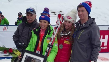 Mikaela Shiffrin's dad dies unexpectedly