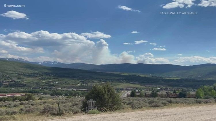 Here's a look at all the wildfires burning in Colorado