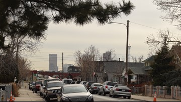 Property values are up more than 50% in this isolated neighborhood 3 miles from downtown Denver