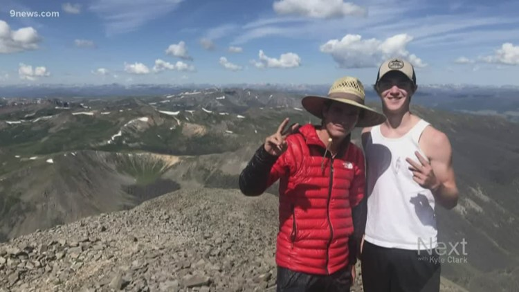 These two 18-year-olds just finished hiking all 58 of Colorado's 14ers