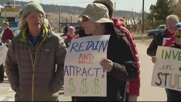 Classes resume in Park County, strike enters 2nd week