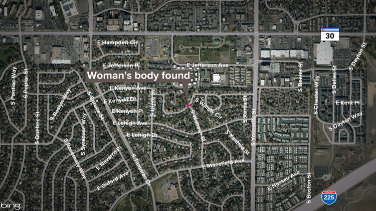 Police investigating woman found dead in Hampden South neighborhood as homicide