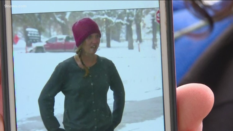 A woman went missing in North Dakota 2 months ago. Then she showed up in an interview on 9NEWS