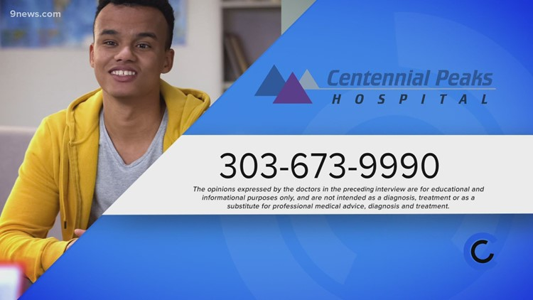 Road to Recovery - Centennial Peaks Hospital - June 15, 2021