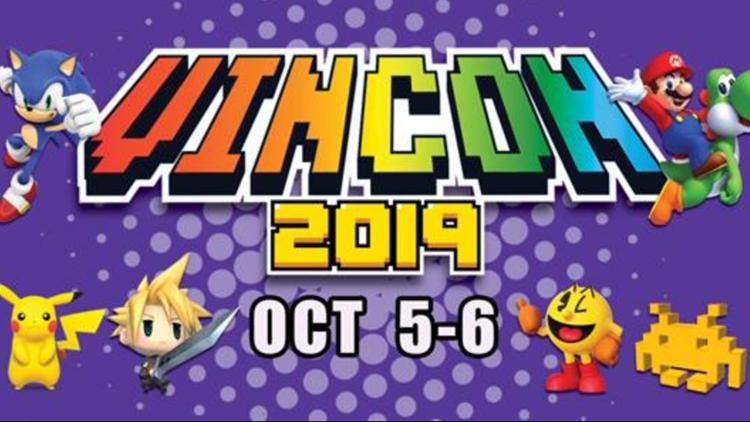 VinCon - Vintage Video Game Convention Vincon 2019
