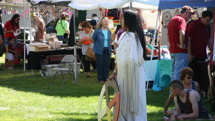 The 8th annual Denver American Indian Festival is happening this weekend
