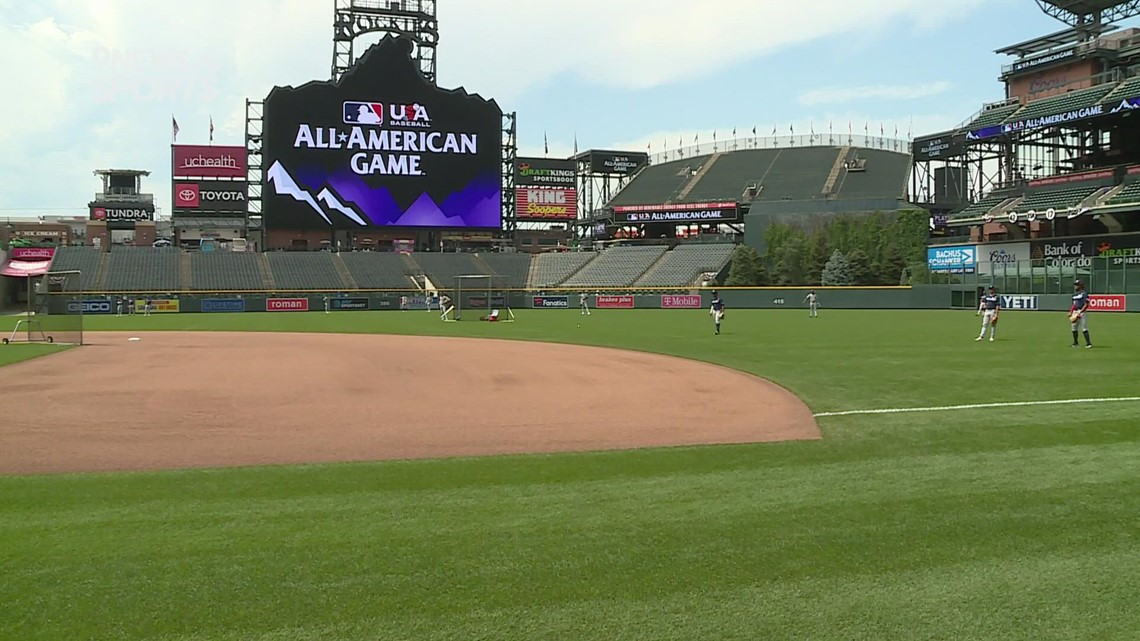 Extended highlights of the High School All-American Baseball Game
