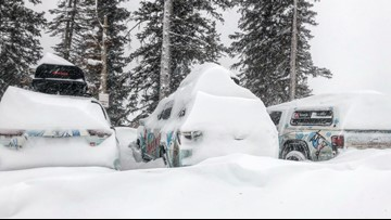 Strong winds close Loveland Ski Area