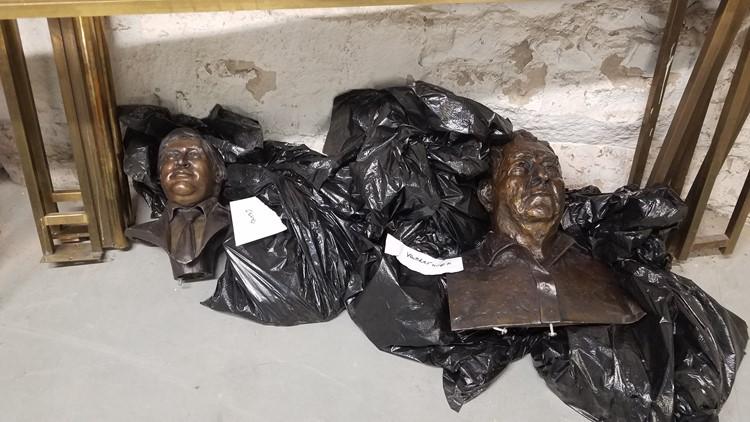 Castro-Vanderhoof busts