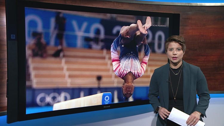 Commentary: Bronze medal won by Simone Biles on beam is a big deal