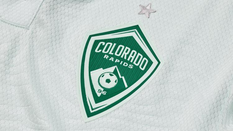 Rapids unveil jersey inspired by Colorado 14ers