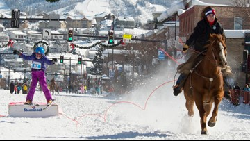 The oldest-running Winter Carnival in the western U.S. will be in Colorado this weekend
