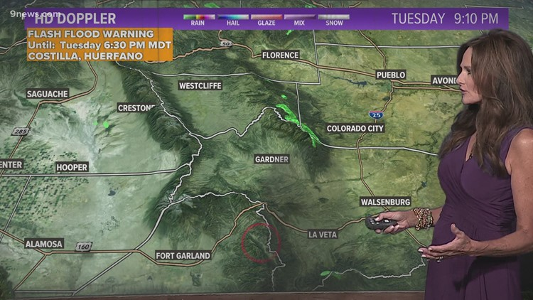 The hot weather will continue in Colorado. Here's what to expect.