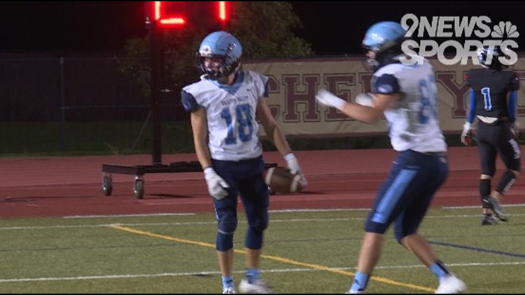 Ralston Valley football edges Grandview to remain undefeated