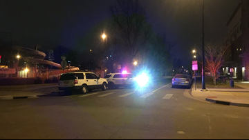 1 sent to hospital after shooting at 11th and Osage in Denver