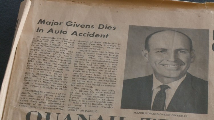 Major Edward Givens