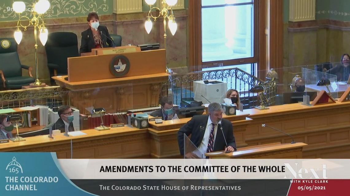 Colorado state lawmaker calls colleague 'Buckwheat'