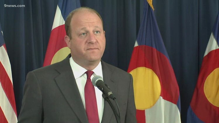 Full news conference: Polis gives Sept. 21 update on COVID-19