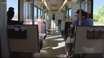 Ridership on RTD light rail decreases significantly