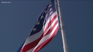 The story behind the largest American flag to fly in Colorado