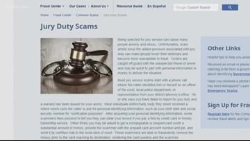 Don't fall victim in the 'Season of Scams'