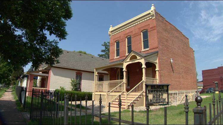2 Denver museums get financial boost to preserve Black history