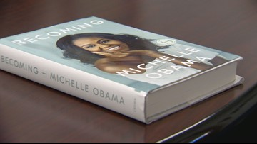 Denver high school students win lottery to see Michelle Obama