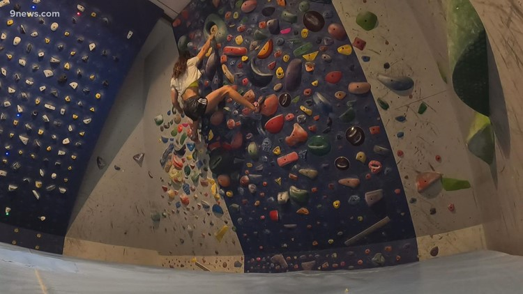 Colorado climber Brooke Raboutou reaching new heights at the Olympics