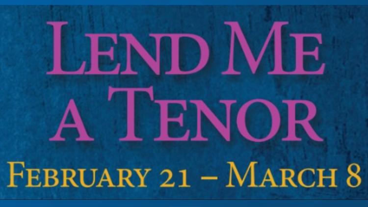 Ovation West Lend Me a Tenor:The Musical