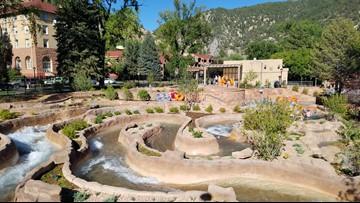 Adventure river, kid's water area opens at Glenwood Hot Springs Resort
