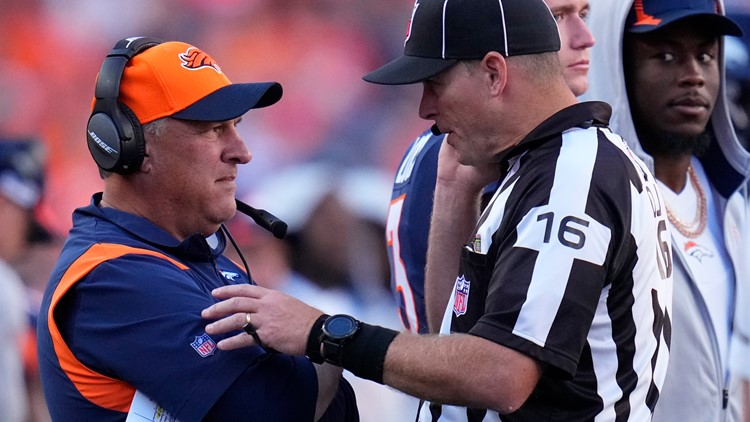 As Fangio's seat warms, Broncos history shows interim coach is not the answer