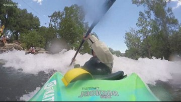 Local teen kayaker among best in world