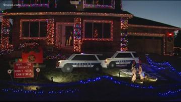 Broomfield Christmas lights display honors fallen law enforcement officers