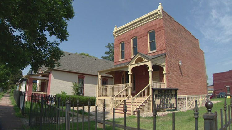 Grant gifted to Denver 2 museums to preserve Black history