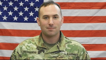 Fort Carson soldier dies in training accident in South Korea