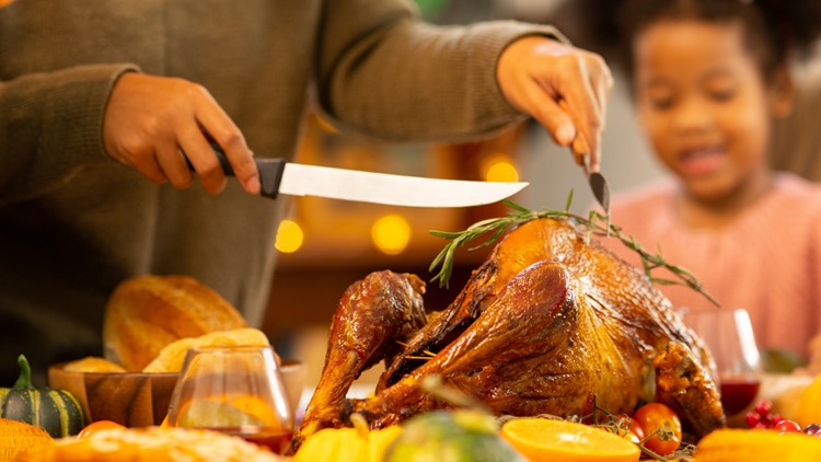 Tips to celebrate a safe Thanksgiving during a pandemic