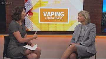 The real risks of vaping