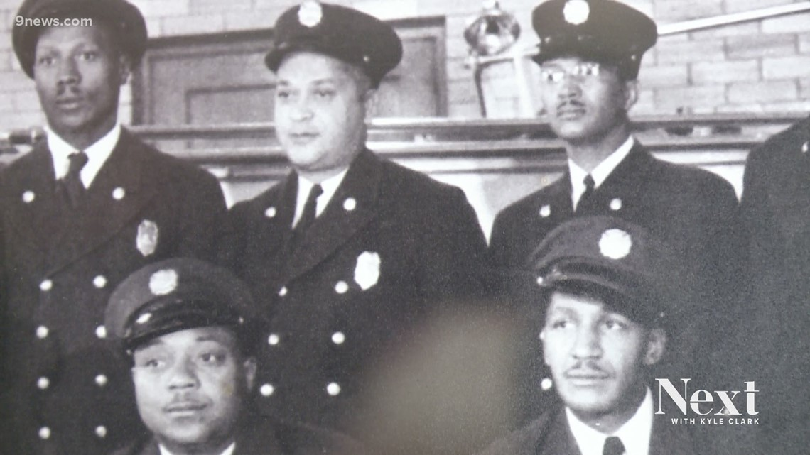 Denver's Fire Station No. 3 housed the city's first all-Black fire unit
