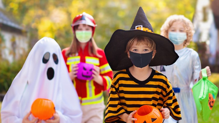 Denver releases COVID safety guidance for Halloween