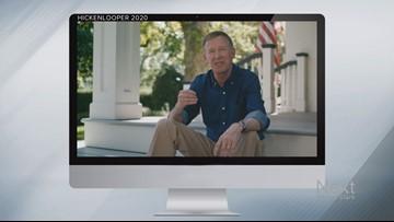 Hickenlooper isn't running for president, but will he enter the Senate race?