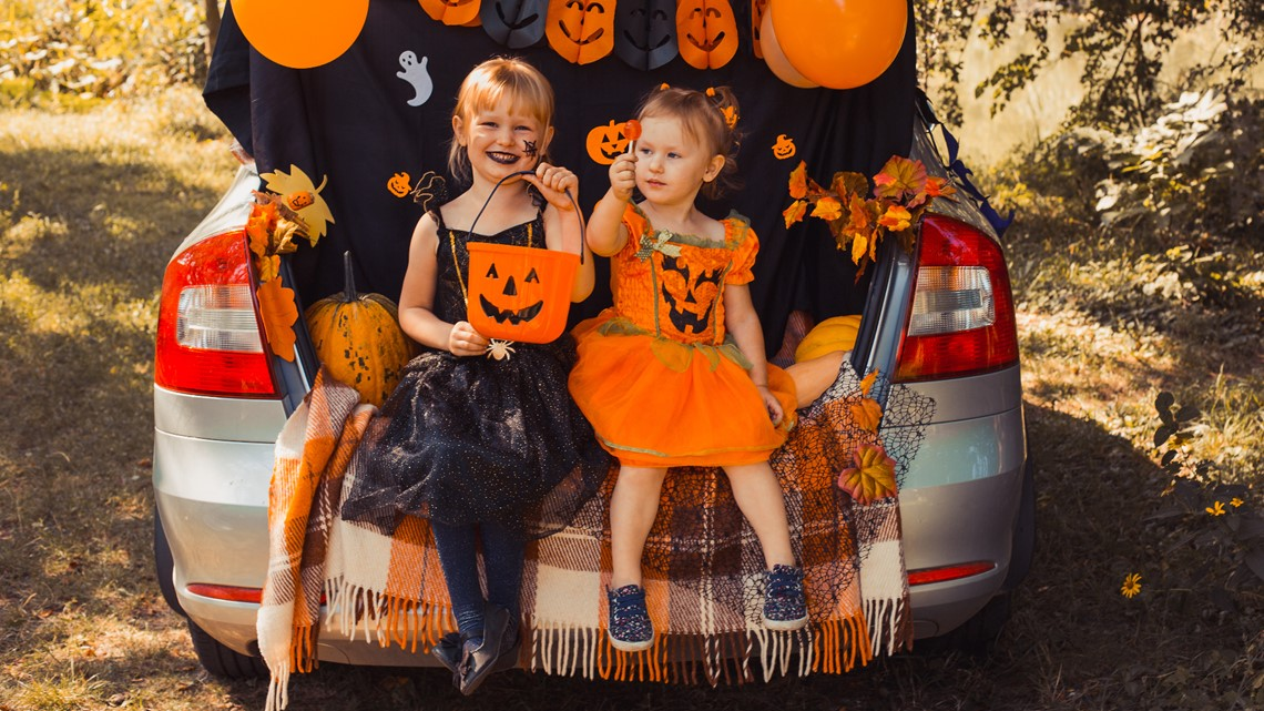 Where to trick-or-treat around the Denver area