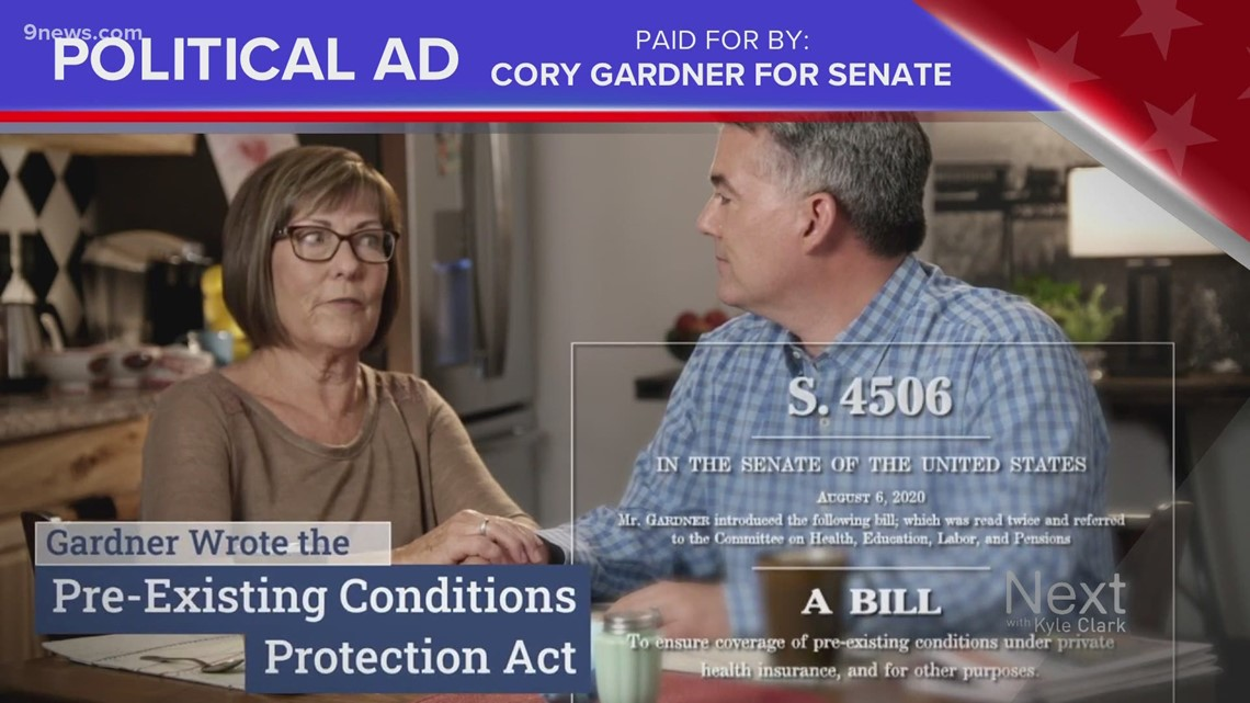 Truth Test: Claim from Gardner's mom about pre-existing conditions leaves out one detail