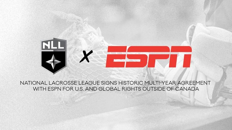 Colorado Mammoth games to stream on ESPN under new media deal