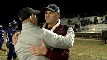Coaches help each other return to sidelines after serious car accidents