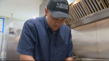 This Greeley resident is 17 years old — and a full-time chef