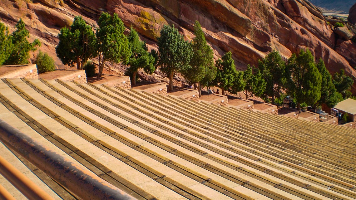 Red Rocks Schedule 2020.Who S Playing Red Rocks In 2020 9news Com